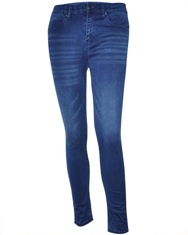 F-Long Pant-Skinny-G21603262 - G-Tree Clothing