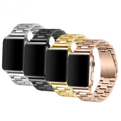 Stainless Steel Apple iWatch Bands