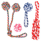 LOVILIFE PETS Dog Toy Rope