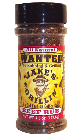Jake's Grillin' Original Beef Rub