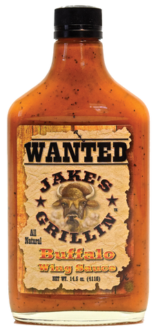 Jake's Buffalo Wing Sauce