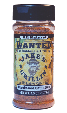 Jake's Grillin' Blackened Cajun Dry Meat Rub