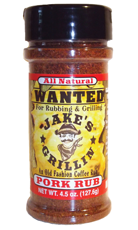 Jake's Grillin' Dry Pork Rub