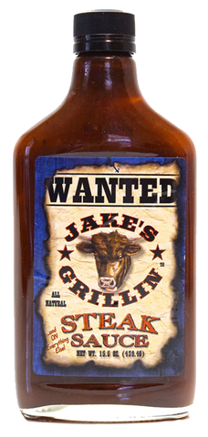 Jake's Grillin' Steak Sauce