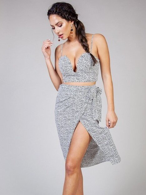 Cruella Two Piece Dress