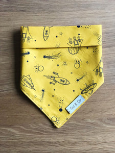 """Lost In Space"" Bandana"