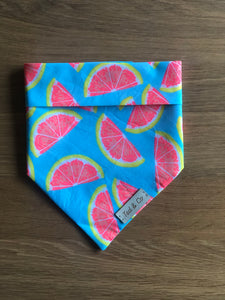 """Simply The Zest"" Bandana"