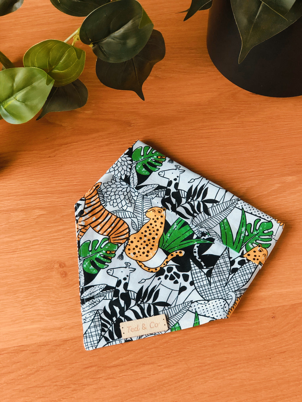 """The Safari"" Bandana"