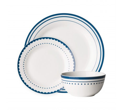 Avie 12Pc Saturn Dinner Set (Mob)