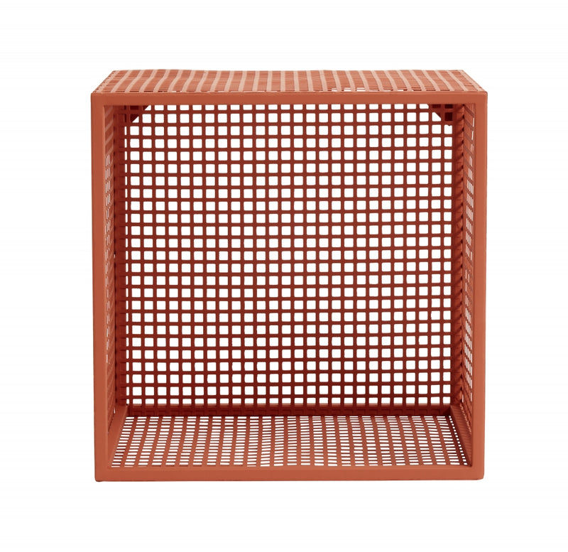 Wire Box , Terracotta - SAK Home