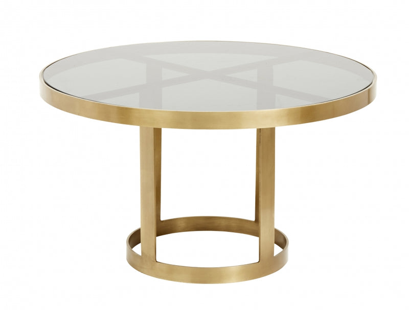 Luxury Round Coffee Table - SAK Home