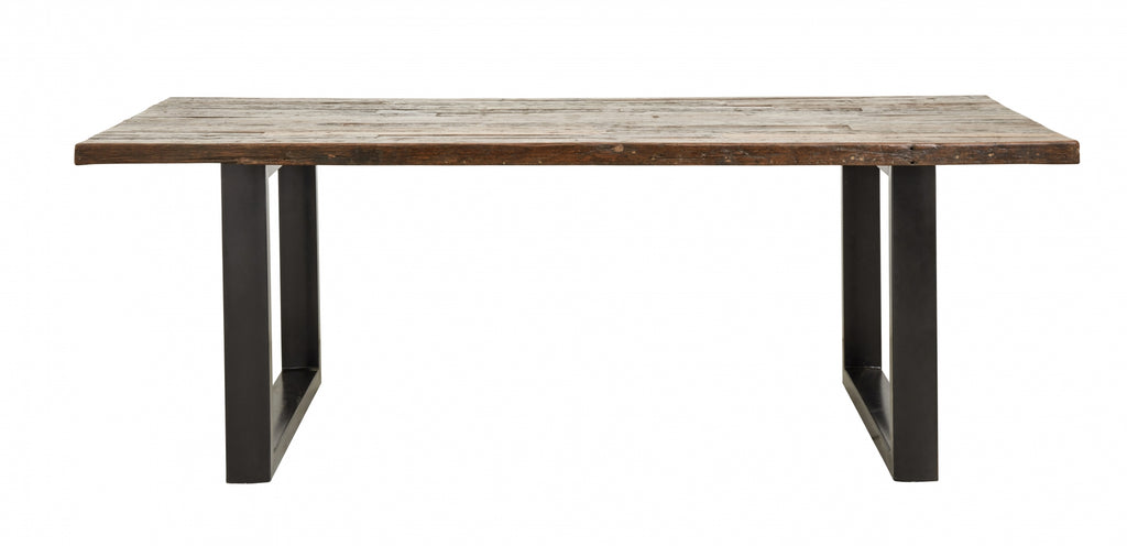 Vintage Iron Table - SAK Home