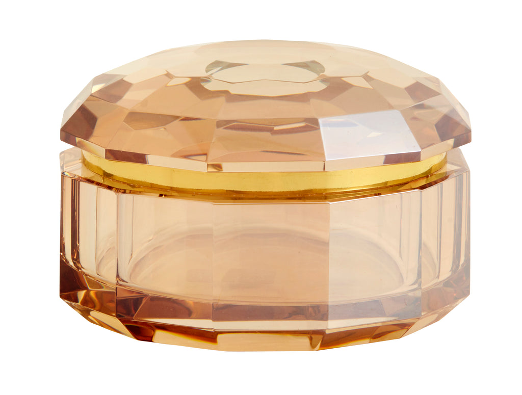 Crystal Trinket Box - SAK Home