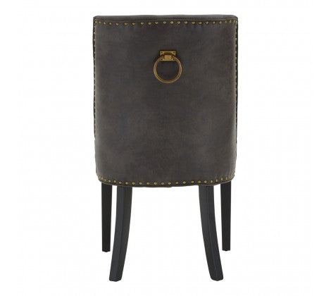 Rodeo Dining Chair - Bronze - SAK Home