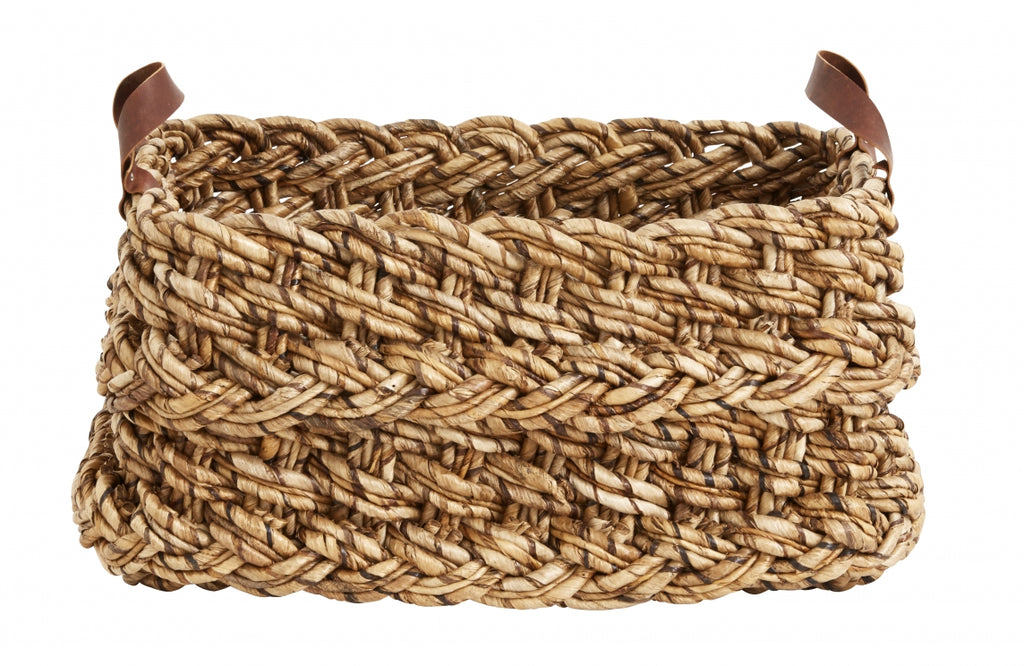 Banana Square Basket - SAK Home