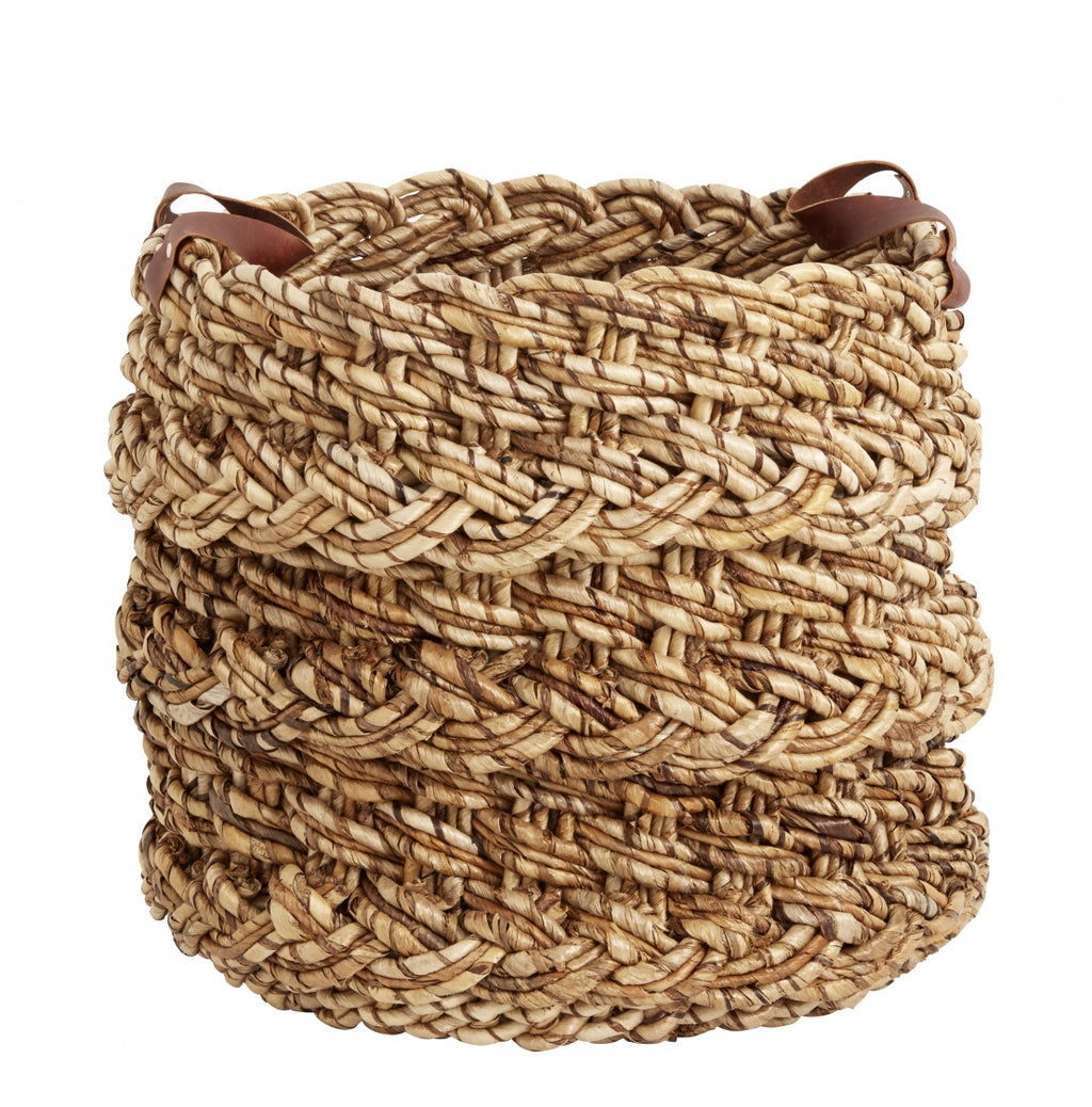 Banana Round Basket - SAK Home