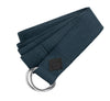 Yoga Cotton Belt, Dark Blue