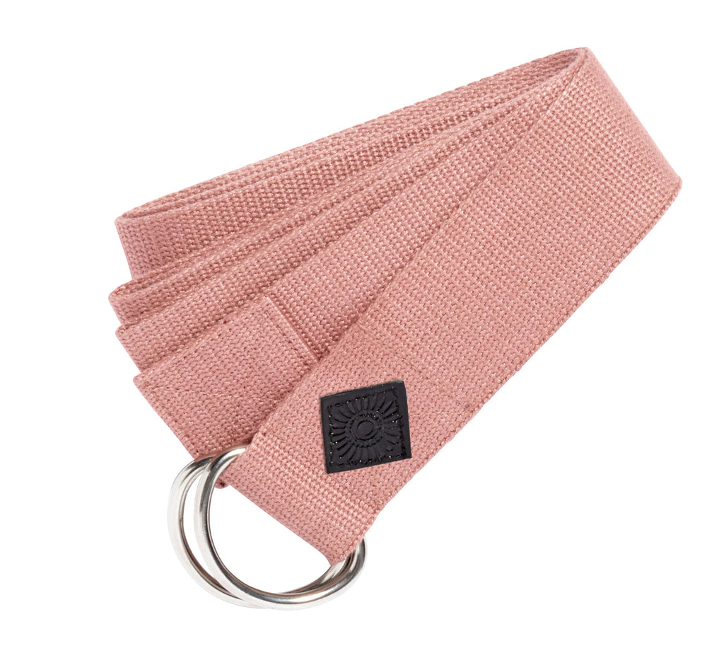Yoga Cotton Belt, Rose