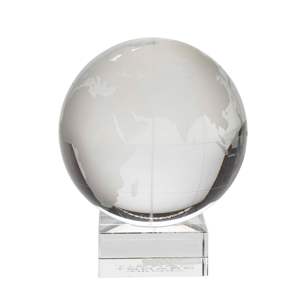 Crystal Glass Paperweight