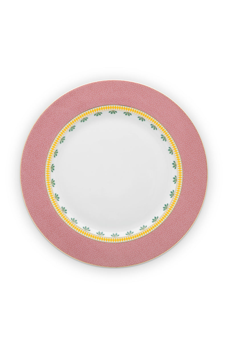 Pip Studio La Majorelle Plate 26.5cm- Set of 4