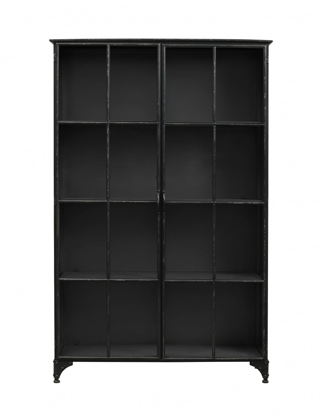Downtown Cabinet,  Black - SAK Home