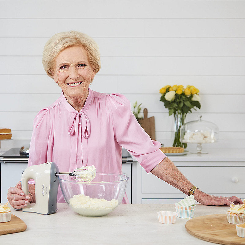 Kenwood by Mary Berry Special Edition Kenwood Hand Mixer Cream