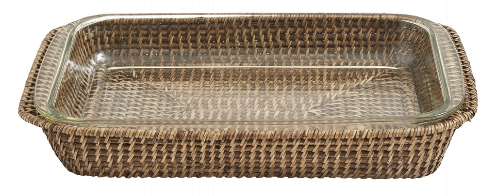 Formosa Rectangle Baker, Medium - SAK Home