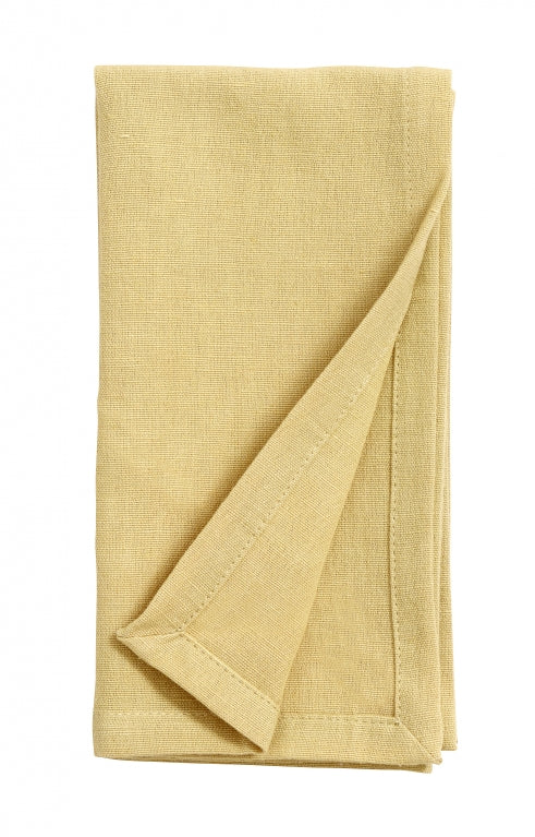 Napkin, Yellow - SAK Home