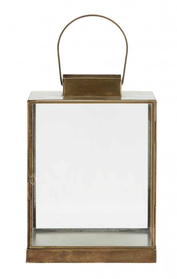 Antique Lantern Flat - Small - SAK Home
