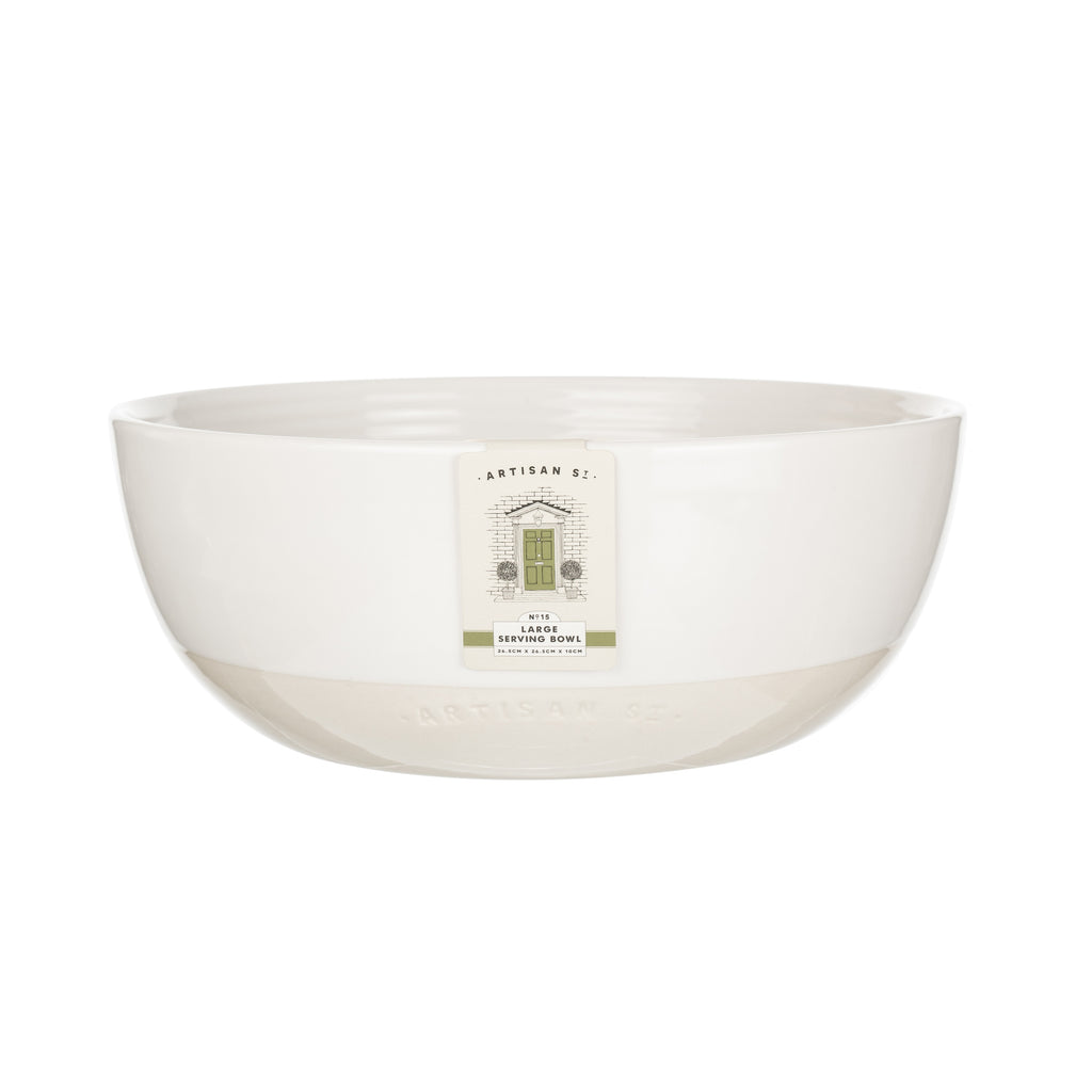 Artisan Street Large Serving Bowl 26cm