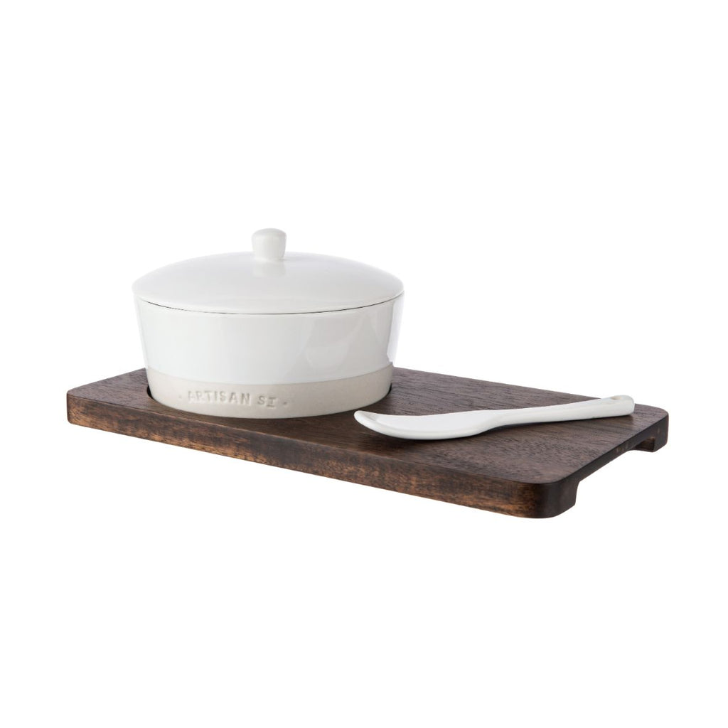 ARTISAN STREET CHEESE BAKER SET - SAK Home