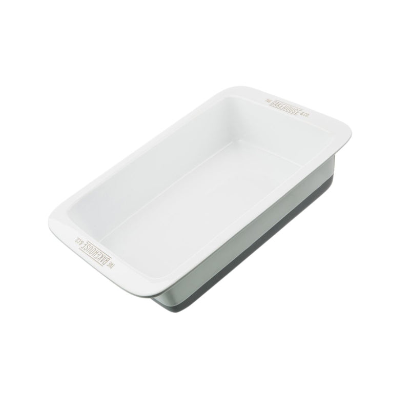 BAKEHOUSE 22CM SHALLOW CERAMIC DISH - SAK Home