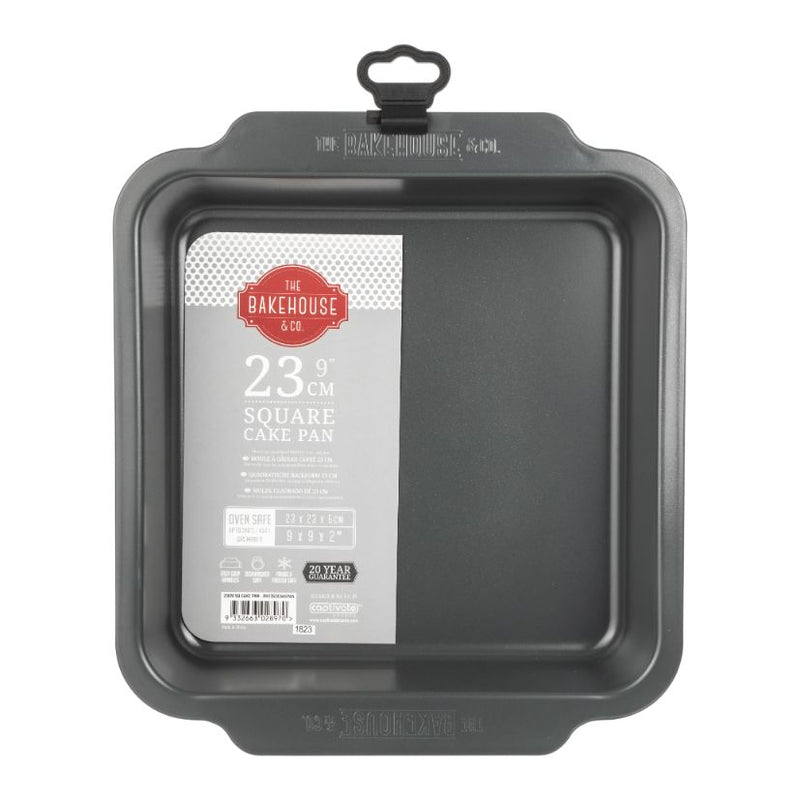 BAKEHOUSE 23cm NON-STICK SQUARE CAKE PAN - SAK Home