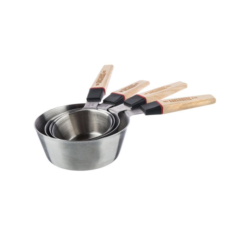 BAKEHOUSE S/S 4 PCE  MEASURING CUP SET - SAK Home