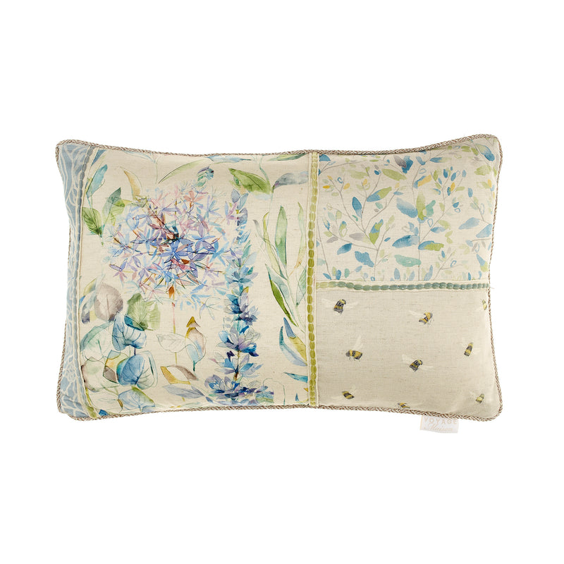 Carneum Capri Patchwork Cushion