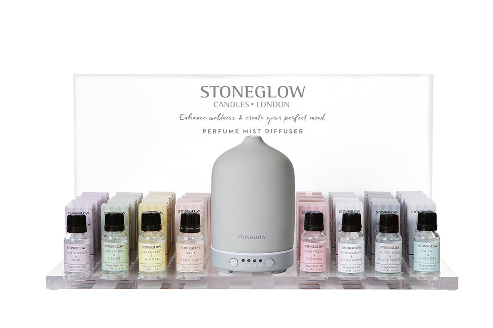 Stoneglow Diffuser - Grey