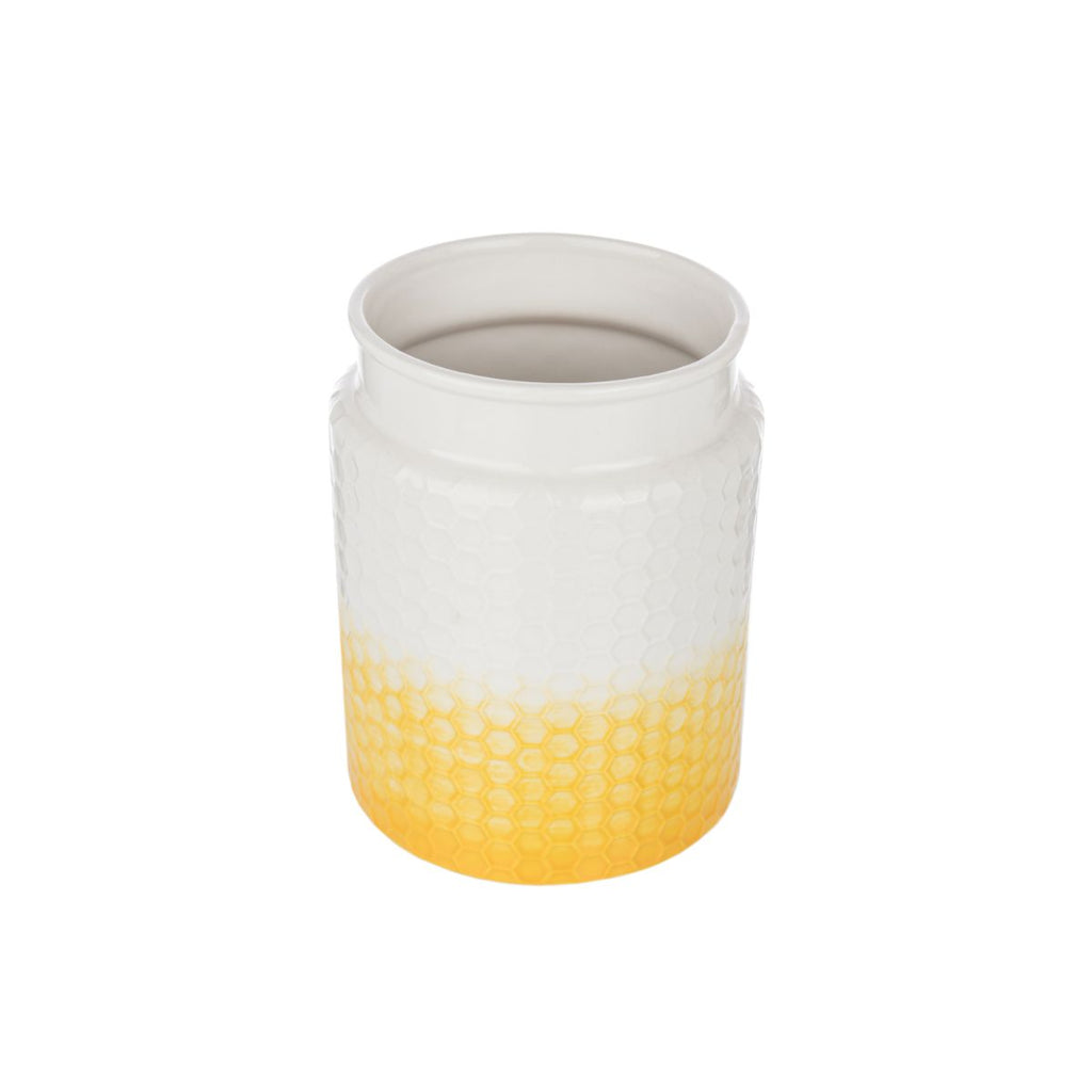 KITCHEN PANTRY UTENSIL HOLDER - YELLOW - SAK Home