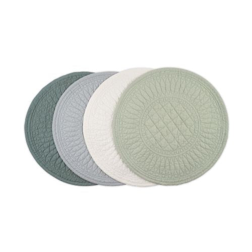 Mary Berry Signature Cotton Placemat in Sea Green - SAK Home