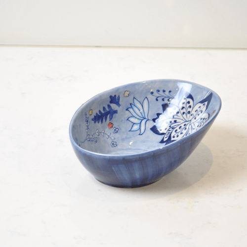 Lotus Salad Bowl - SAK Home