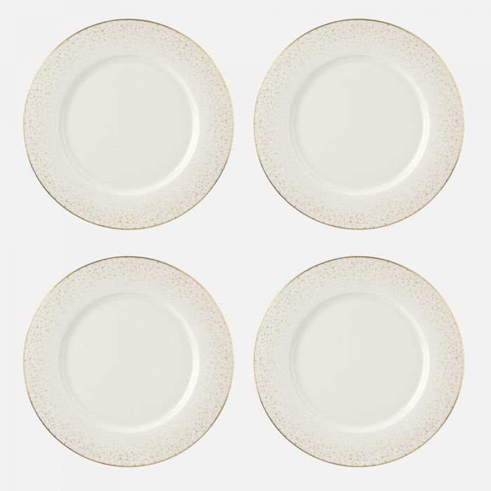 Sara Miller Celestial Side Plate- Set of 4