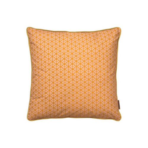 Allium Flower Cushion - Light Coral - SAK Home
