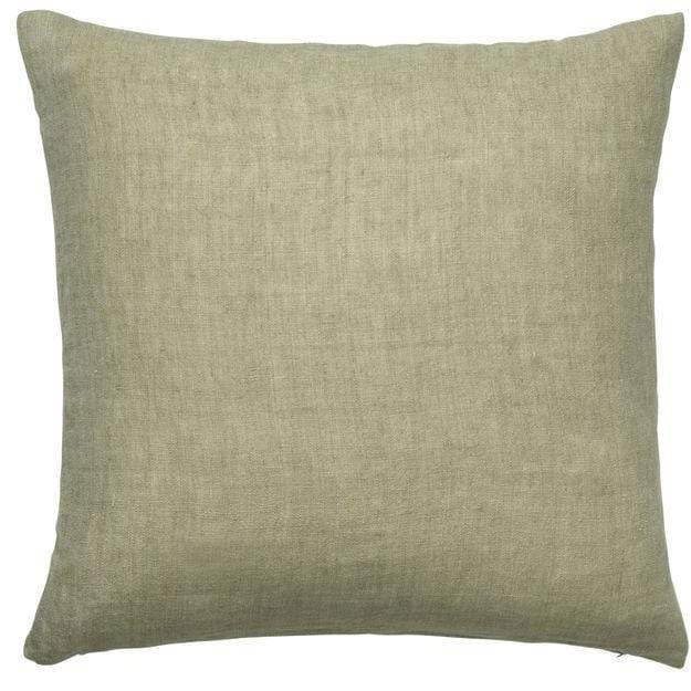 Luxury Light Linen Cushion - Cedar - SAK Home