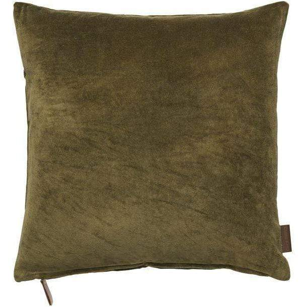 Velvet Soft Mini Cushions - Cool Grey - SAK Home