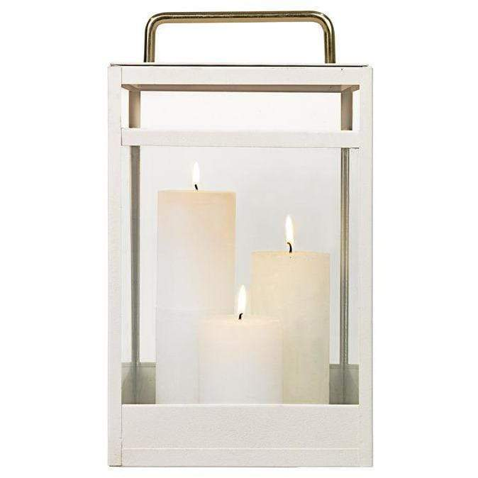 Lantern Clear - MAT WHITE - M - SAK Home
