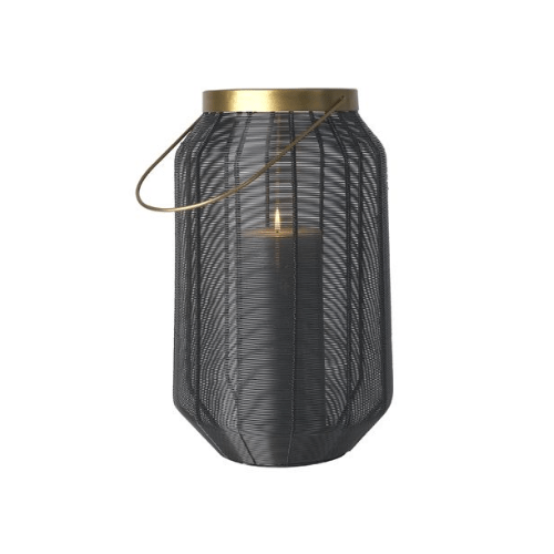 Unique Wire Lantern Large - SAK Home
