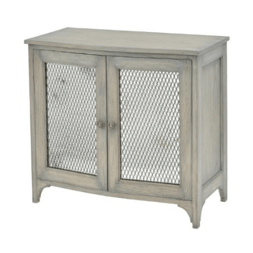 Fairmont Mindi Wood Small Cabinet - SAK Home