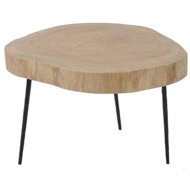 Aliso Round Coffee Table - SAK Home