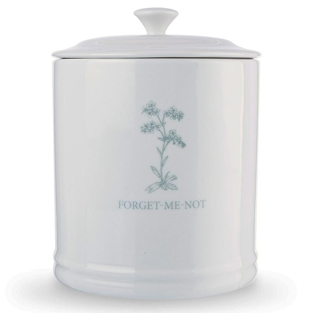 Mary Berry Forget Me Not Coffee Canister - SAK Home