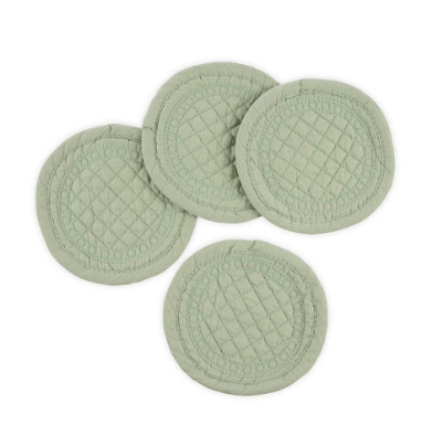 Mary Berry Set of 4 Signature Coasters in Pistachio - SAK Home