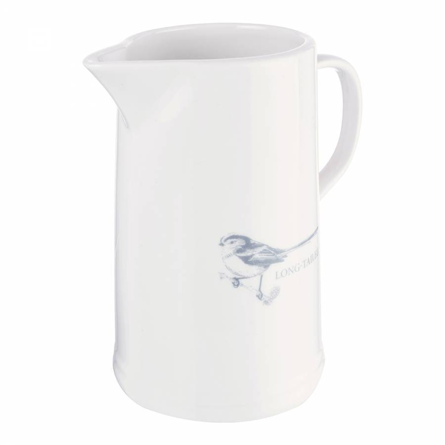Mary Berry Medium Long Tailed Tit Jug - SAK Home